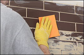 Grout & Tile Cleaning, Staining and Sealing