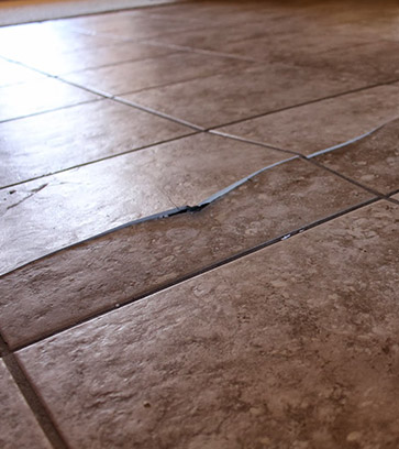 South Florida Tile Repair Cracked Tile Loose Tile Repair - Fix loose tiles bathroom